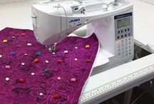 Sewing Machine Reviews / by LeahDay.com