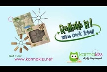 Karma Kiss Videos  / Funny, cool videos as well as karmakiss.net product videos / by KarmaKiss.net
