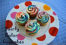 Cupcake Recipes and Muffin Recipes / My favorite cupcake recipes and muffin recipes. Whether you are looking for birthday cupcakes or yummy muffins, you will find them here! / by Vicky from Mess For Less
