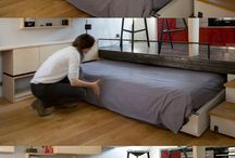 Space saver furniture