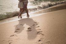 fotos casal em praias