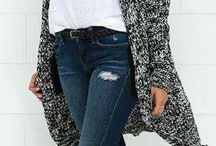 Outfits maglie/maglioni/cardigan
