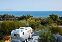 Special caravans / Unique caravans, airstreams, handmade caravans