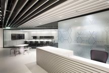 Cool Workplaces - Great Office Space / by Pier Paolo Mucelli