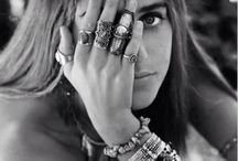 Bohemian World - Fashion Inspiration / I love the Bohemians. This is a collection of beautiful pics.
