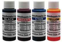 Edible ink for cale priting | Made in USA