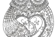 adult colouring pages