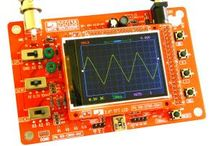 Stavebnice osciloskopu Jye Tech DSO138 / Oscilloscope kit / Článek / Article:  http://www.elektroraj.cz/2015/01/11/stavebnice-osciloskopu-jye-tech-dso138/