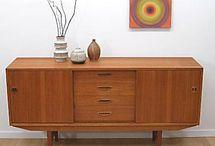 meubels 50 / meubels uit de jaren vijftig