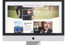 Digital / Our work on digital branding & design