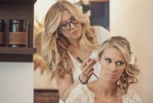 Bridal Hair / bridal hairstyles, ideas for hairstyles for your wedding day. Ideas for long and short hair, curly or straight and for all styles