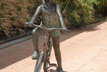 ESCULTURAS INFANTILES / Bronces, mármoles y todo tipo de esculturas infantiles