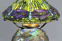 Glass - Tiffany / Some favorite images from the Pinterest photo archive! To see glass from the collection of The New Bedford Museum of Glass, please visit us online at http://www.nbmog.org/