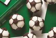 Go for the Win: Soccer Viewing Party / Get ready for soccer season! Score major points with your viewing party guests by serving these winning recipes while cheering on the U.S. Women's National team. / by Nabisco