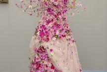 Mannequin ~~ Robes florales