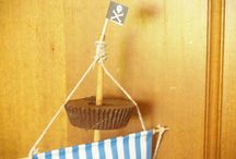 Pirate cakes-diy