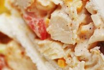 Southwest Chicken Wraps / by Debbie Smith
