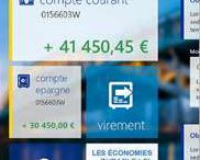 Windows 10, Windows 10 Mobile, Application, Banque, Crédit Lyonnais, LCL, Windows Store