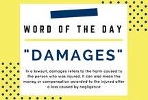 Legal Glossary / #WordoftheDay