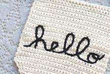 Crochet/DIY
