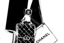 Chanel drawings