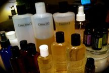 massage oil recipes
