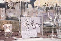 Exquisite Pintuck Wedding / This gorgeously styled wedding was all about opulent silver tones mixed with stunning textured linen. Drawing inspiration from the exquisite pintuck range, accented by silver elevations, silver charger plates and complimented with custom wedding stationery in bold black and crisp white. Wedding reception ideas. see the full film on our YouTube channel: https://youtu.be/1kgdCY90Igs