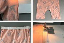 Pattern for boys harem pants 6 months old