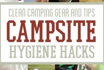 Camping / by Emily Grinnell