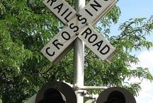 Ride The Rails / by Debra Taylor