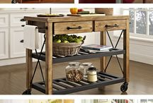 Kitchen ideas / by Christa Conley