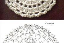 carpetitas al crochet