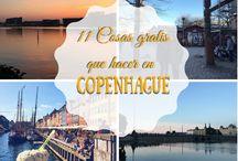 Copenhagen / Copenhagen Copenhague København