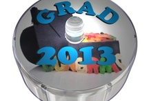 Graduation 2013 Party Dot Designs.  / Graduations are an event worth celebrating. We have designed special Party Dots Designs to add the bling and Sparkle to your Grad Party.