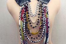 Colliers bijoux