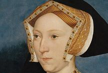 Jane Seymour, reality and romanticized / Of all the wives of Henry VIII, the depictions of Jane stray the farthest from historical truth. Everyone wants to make her prettier...