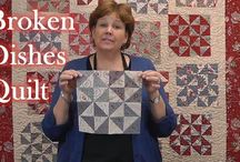 Quilting Videos / by Sam Moss- Woolf