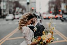 Urban wedding.