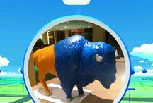 Pokémon Go in OKC / Oklahoma City is a great place to play Pokémon Go, with tons of Pokéstops and Gyms for you to visit. If you're addicted to the game, here are a few places to visit on your trip.