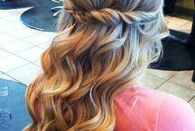 hair/makeup / by April Gram