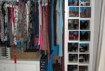 Clothing Storage / So much stuff, so little space...