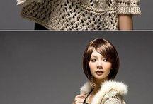 Crochet Cardigan Inspiration