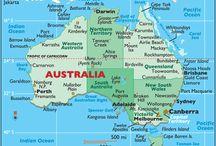 Australia adventure / by Kirstyn Pepping