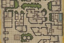 mappa di&d