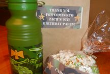 Lawson's Birthday Ideas! / by Magan Randall