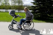 Accessorize / Great ideas on accessorizing your wheelchair!