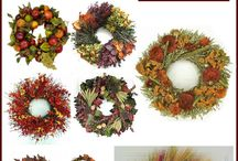 Wreaths / by Kathryn Gamble