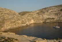 Gozo memories / Adding a few photos to test drive Pinterest's new mapping functionality.