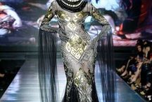Couture Headpieces / This Headpieces all made by Oscar Daniel for Any fashion show in Indonesia