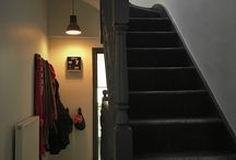 Projects: Hallway & Stairs